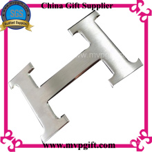 Customer Belt Buckle with 3D Logo