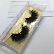 Private Label Mink Eyelashes 3D Mink Lashes with Wholesale Price
