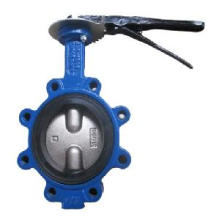Soft Seat Double Centric Butterfly Valve