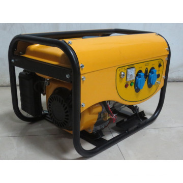 Electric Gasoline Generator Single Phase (HH3750)