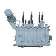 Changeur de prises 2.5MVA / 10KV / 63KV Transformateur de four à arc a