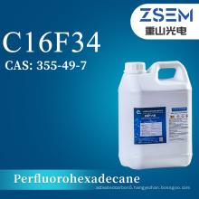 Perfluorohexadecane CAS: 355-49-7 C16F34 For Pharmaceutical Intermediates and Chemical Intermediates