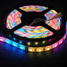 5050 Magic Light Strip LED com Ws2801 IC
