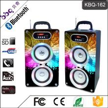 BBQ KBQ-162 20 Watt 2000 mAh 2017 Heißer Verkauf Professionelle Tragbare Bluetooth Mini Lautsprecher