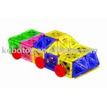 Brinquedo magnético brinquedo educativo painel magnético de construção