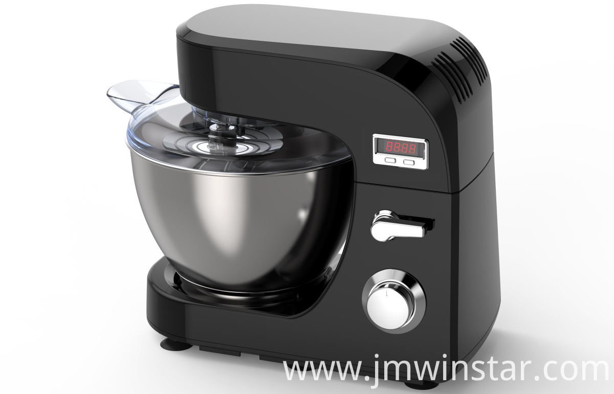 multifunction stand mixer