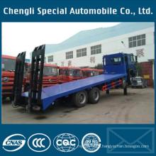 6X4 LHD Sinotruk Transportation Hydraulic Low Loader Truck