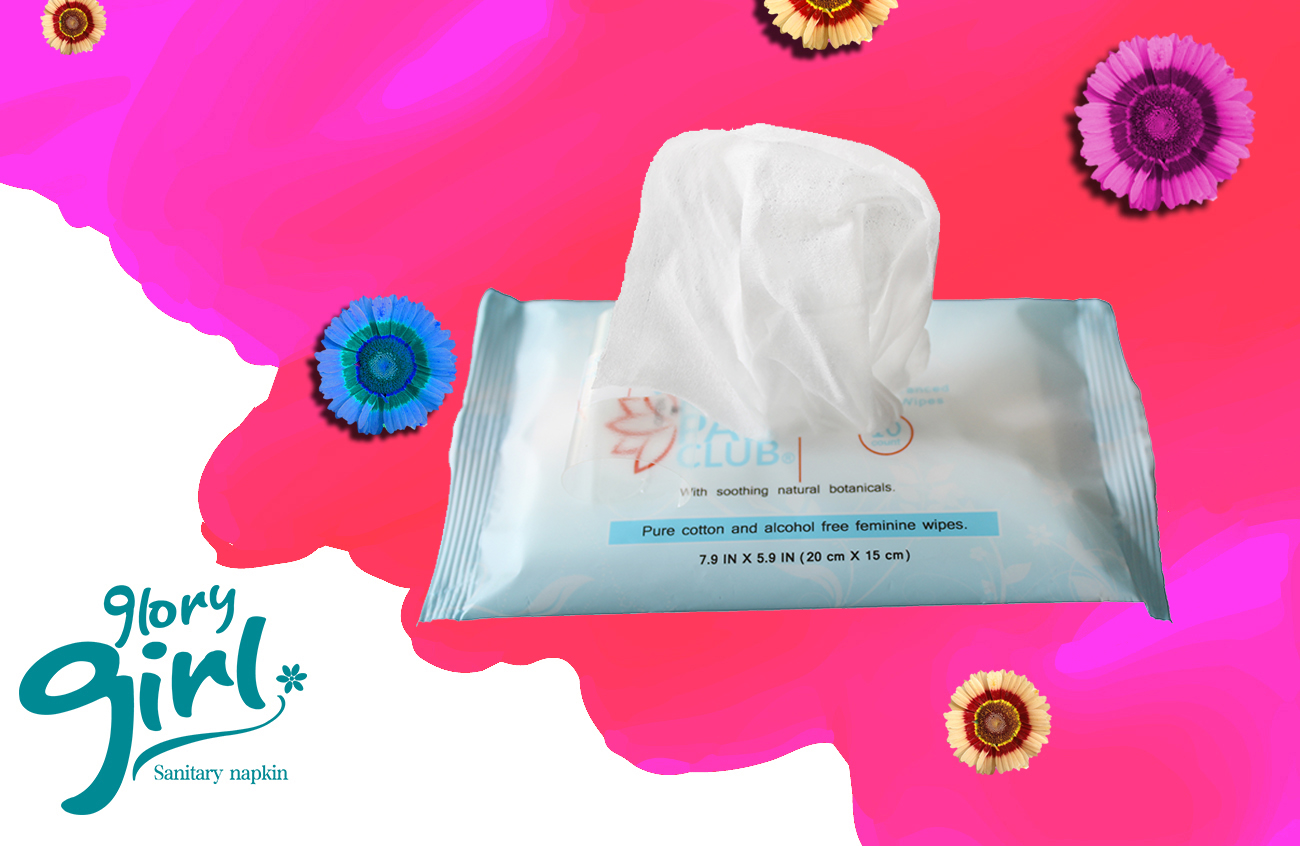 OEM portable adult wet wipes for face