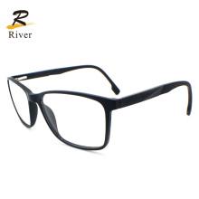 2021 New Square Retro Tr Sports Optical Eyeglasses Frames