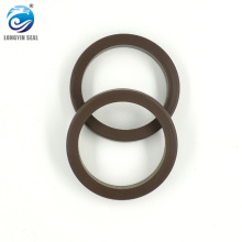 Square rubber washer Micro 0.5mm Thickness Silicone FFKM NBR Section Cock Ring Rubber Seal rubber washer
