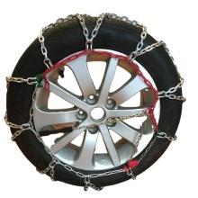 Chaînes de pneus neige de bonne qualité pour voiture