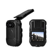 2018 new police body worn hidden cameras full HD video recording with GPS wifi