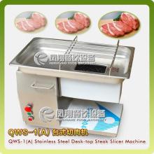 Desk-Top Meat/Chicken Strips, Pieces Cutting Machine