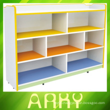 Kindergarten Furniture Multifunctional Storage Cabinet Toy Cabinet- seven