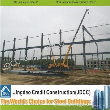 Низкозатратная конструкция стальных пространственных ферм