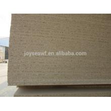 Panneau aggloméré brut de 16 mm de haute qualité pour meubles et construction
