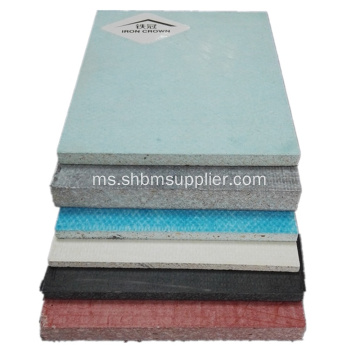 Kekuatan Tinggi Panel Fiberglass 18mm MgO Floor