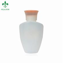 Bouteille cosmétique de bouteille de crème de corps rond de beauté de 2017 empaquetant