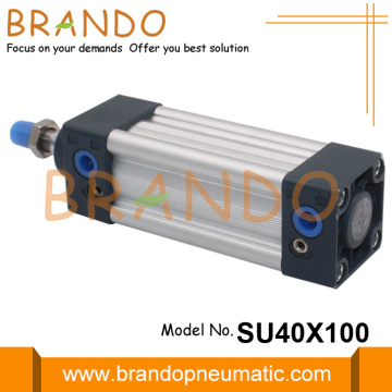 Airtac Type SU40X100 Air Pneumatic Cylinder Double Action