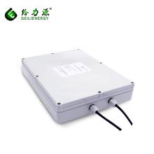 Fábrica personalizado ciclo de energia solar barato bateria de armazenamento 24 V 12 V 100ah melhor bateria para energia solar