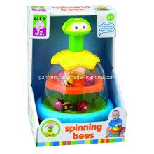 Boîte en plastique et en papier d'impression faite sur commande pour des jouets (boîte de pp)