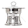Alkohol Stainless Steel Kompor Hot Pot Alkohol