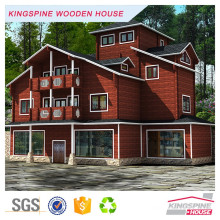 billige Fertighaus Holzhaus moderne Hauspläne