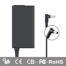 para DELL 65W 19.5V 3.34A Adaptador de CA para Inspiron 11 3000 / P20t Laptop