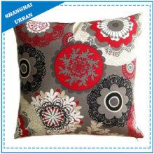 Patrón Mandala estampado almohada de poliéster