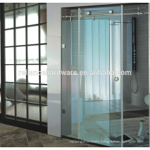 Stainless Steel 304 Sliding glass shower room hardware accessories with fast deliery