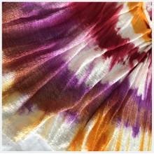 Poly Spandex Misty Tie Dyed