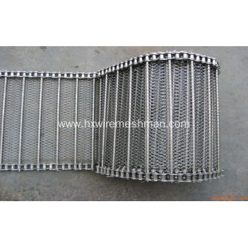 Close Mesh Conveyor Belts for Food