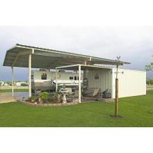 Vorgefertigte Stahlkonstruktion Leichte Dachüberdachung (KXD-SSB1416)