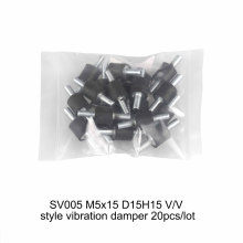 sv009 M7 screw damper for quadcopters shock absorber,High quality shock absorber price