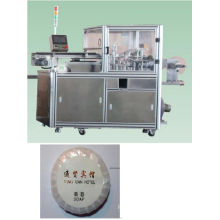 Automatic Round Hotel Soapwrapping Machine