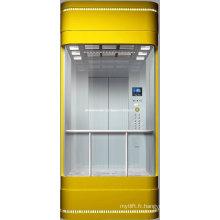 Ascenseur panoramique Ascenseur d'observation G-J1602