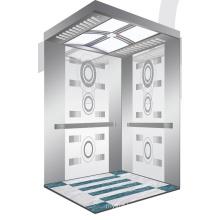Aksen Passenger Elevator Machine Room and Machine Room Less J-0305