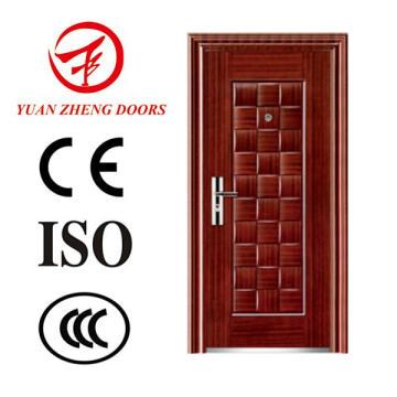 Günstige China-Lieferant Economic Steel Front Door