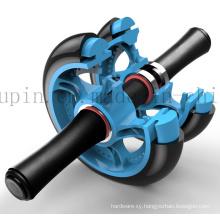 OEM PVC Fitness Equipment Body Building Abdominal Ab Wheel