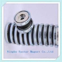 Permanet Neodymium Cup Magnet (N40)