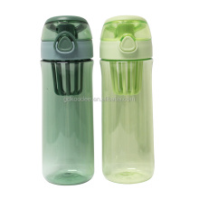 New Design BPA FREE Tritan Water Bottle with Insufer and Press Lid