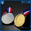 подгонянные золото ,серебро ,бронза металл пустой вставить медаль
