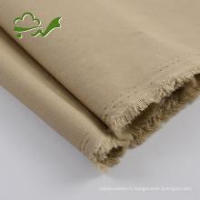 21s16s 128 * 60 Poly Coton 65/35 Pantalon cargo Tissu