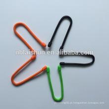 Engrenagem Flexível Cabo de Silicone Tie