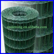 Decorative wire fence