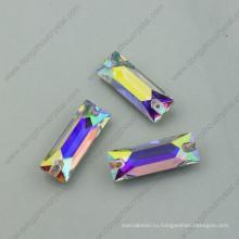 AB Цвет шить на камни с двумя отверстиями