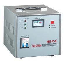 SVC 3000VA Servo Motor Digital/Meter Display Full Power AC Automatic Voltage Regulator Stabilizers AVR