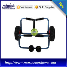 Trailer trolley Customized boat cart  Anodized foldable kayak trolley