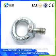 2015 Proveedor chino Din580 perno de anclaje de acero inoxidable