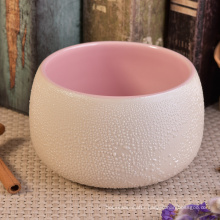 Unique Candle Jars Ceramic Pot Wholesale for Candle Making